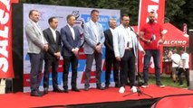 15 Temmuz anısına Türkiye-Sırbistan Dostluk Bisiklet Yarışı düzenlendi