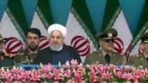 روحاني: أميركا فشلت بجميع محاولاتها للضغط على إيران