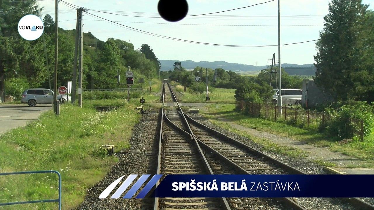 UNIKÁTNY VLAKOVÝ VIDEOPROJEKT: Z Popradu-Tatier na poľské hranice