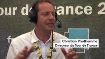 Les informés du Tour avec Christian Prudhomme