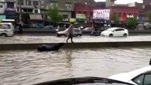 - Pakistan'da Sel Felaketi: 4 Ölü