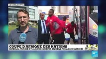 CAN-2019 : Sénégal - Tunisie, les Lions favoris face aux Aigles de Carthage