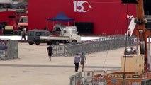 Atatürk Havalimanı'nda 15 Temmuz için hummalı çalışma