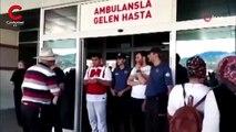 Giresun'da feci kaza:Çok sayıda ölü ve yaralı var
