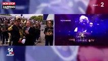 Défilé du 14 juillet : La Garde Républicaine reprend la musique d'Indochine (vidéo)
