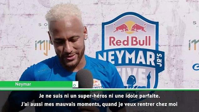 """Neymar : """"toujours être honnête, c'est la chose la plus importante"""""""