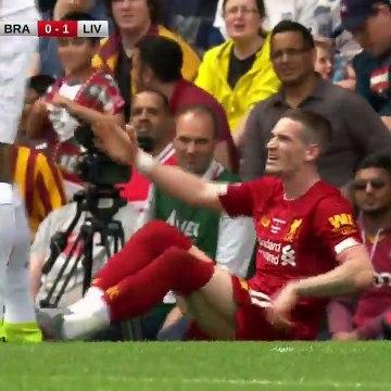 James Milner penalty Goal - Bradford City 0 - 2 Liverpool (Full Replay)