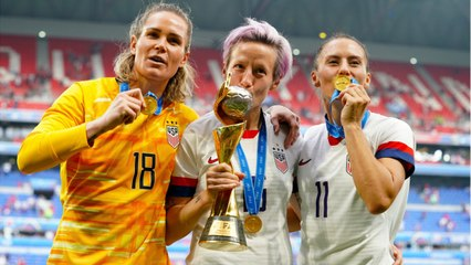 Women's Deodorant Brand To Donate $529,000 To US Women's National Soccer Team