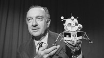 Walter Cronkite and the Apollo 11 landing