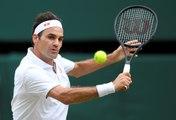 Wimbledon : Le bijou d'amorti de Federer