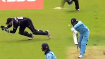 CWC 2019 ENG vs NZ: Matt Henry removes Jason Roy for 17 after nervy start | वनइंडिया हिंदी