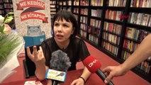 İZMİR Hapis cezası alan 'Pucca', İzmir'de okurlarıyla buluştu