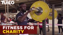 Kenya's most handsome man using fitness for charity