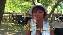Clapiers : rencontre avec Sylviane Leguillon, coordonnatrice des vacances des enfants au centre aéré