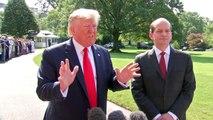 """Trump dice a congresistas demócratas que """"vuelvan"""" al país del que vinieron"""