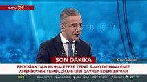 Başkan Erdoğan'dan muhalefete tepki