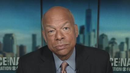 Jeh Johnson, ex-DHS chief, says Obama administration