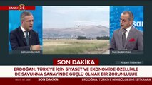 Başkan Erdoğan GYY'ler ile buluştu