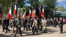 Rassemblement de plus de 600 porte-drapeaux