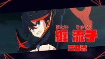 Kill la Kill : IF - Ryuko Matoi Dual-Wield Trailer