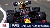 """Formule 1 : """"Une bonne course"""" estime Gasly après le Grand Prix de Grande-Bretagne"""