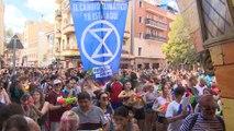 La Batalla Naval de Vallecas se moja contra el cambio climático