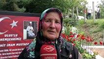 15 Temmuz şehidi Mustafa Yaman kabri başında anıldı