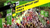 La minute Maillot Vert ŠKODA - Étape 9 - Tour de France 2019