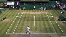 Wimbledon : Le sauvetage-plongeon magistral de Djokovic !