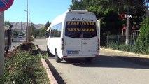 Elazığ'da minibüsler çarpıştı: 6 yaralı