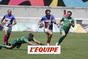 Top 5 des plus beaux essais des Bleus - Rugbyà VII - TQO