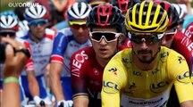 Tour de France: nona tappa ad Impey, resta leader Alaphilippe