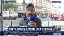 """Interpellé sur les Champs-Elysées, Jérôme Rodrigues affirme qu'il était venu """"voir un défilé militaire"""""""