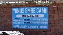 Diyarbakır'da cami yapılacak alanlardaki imar planı değişikliğine tepki