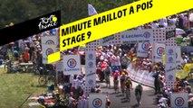 La minute Maillot à pois Leclerc - Étape 9 - Tour de France 2019