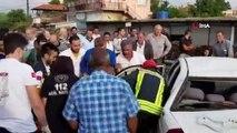 Manisa'da tır ile otomobil çarpıştı: 1 ölü, 2 ağır yaralı