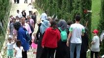 İhlas Haber Ajansı'ndan 15 Temmuz Şehitler anıtına 15 Temmuz sergisi