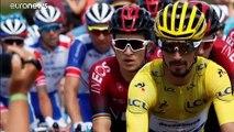 Tour de France : Impey gagne la 9ème étape