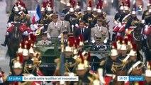 14-Juillet : un défilé militaire entre tradition et innovation