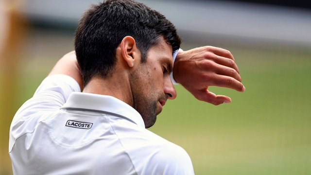 Whew! Djokovic Beats Federer To Win Fifth Wimbledon Title