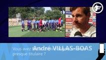 La réaction de Villas-Boas après la défaite de l'OM