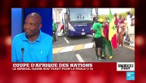 """CAN-2019 : Le Sénégal s'impose face à la Tunisie (1-0) : """"un résultat logique"""""""