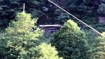 Giresun'da minibüs dereye yuvarlandı: 6 ölü, 5 yaralı (3)