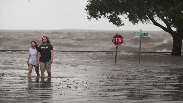 US Gov: Storm Barry Cuts 73% Of U.S. Crude Oil Production