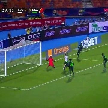 William Troost-Ekong own Goal - Algeria 1-0 Nigeria (Full Replay)