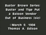 1904 Buster Brown and Tige