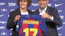 """Griezmann, sobre la polémica con el Atleti: """"Si hay que pedir perdón, será en el campo"""""""