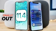 iOS 11.4 Released- Everything You Need To Know