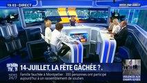 14-juillet: violences sur les Champs-Élysées après le défilé (3/3)
