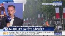 """Champs-Elysée: le premier adjoint à la mairie de Paris assure qu'""""il y a surtout eu de l'agitation"""" mais """"pas de dégâts"""""""